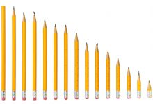 עפרונות גרפיט
