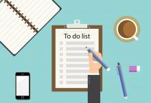 רשימת ציוד משרדי