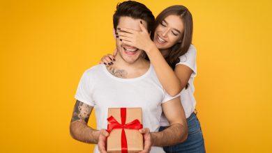 מתנה מפתיעה לגבר